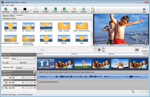 Простая программа для видеомонтажа на русском